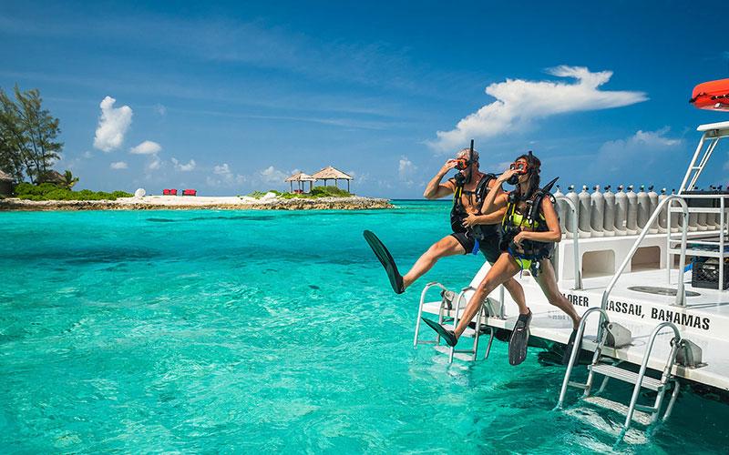 Scuba Diving in The Caribbean - The Travel Whisperer