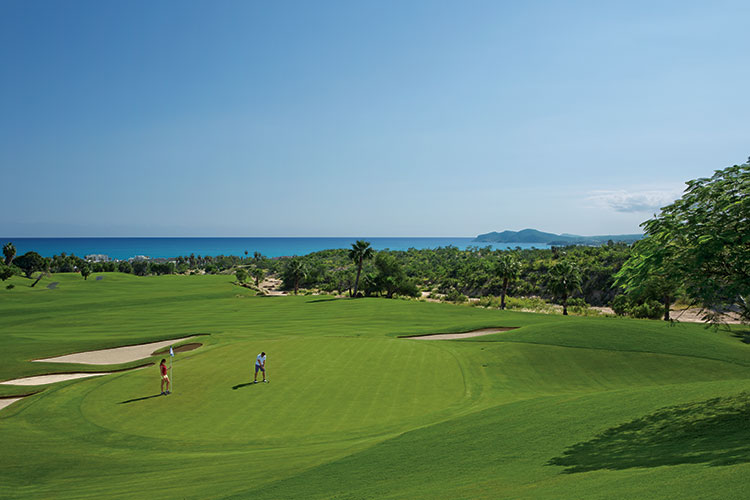 All inclusive resorts Mexico for golf