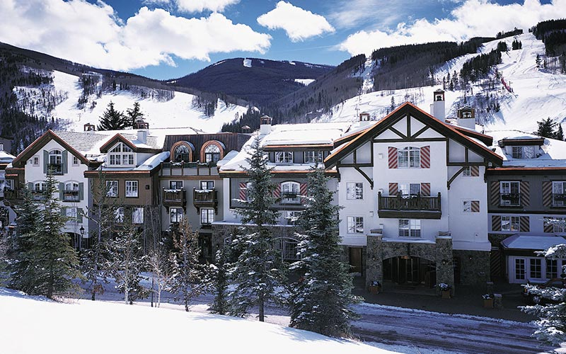 Austria-Haus in Vail, Colorado