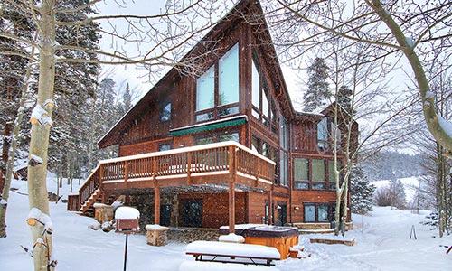 3 Peaks River Resort in Breckenridge