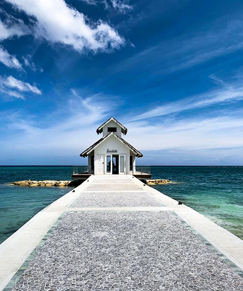 The Chapel - Sandal Wedding Experience in Montego Bay