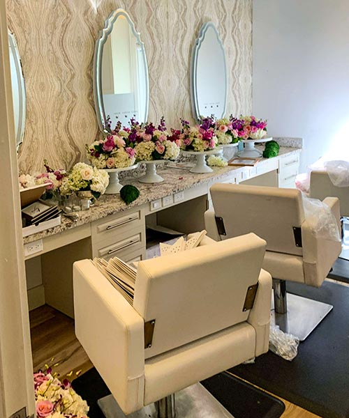Sandals Wedding Salon - The Travel Whisperer