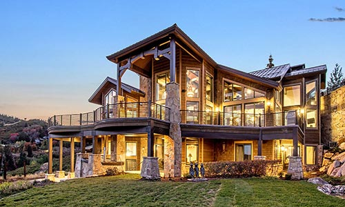 Ski Ridge Retreat in Deer Valley